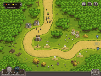 IMG 0268 400x300 Kingdom Rush HD