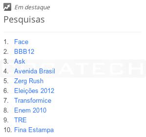 google-tendencia-2012