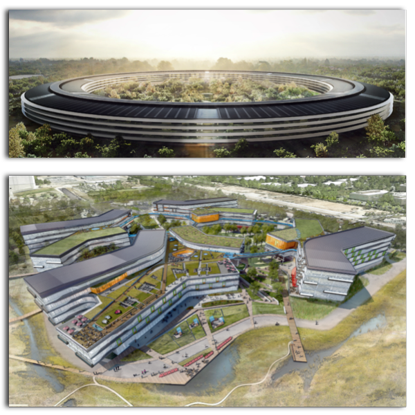 Apple-google-arquitetura