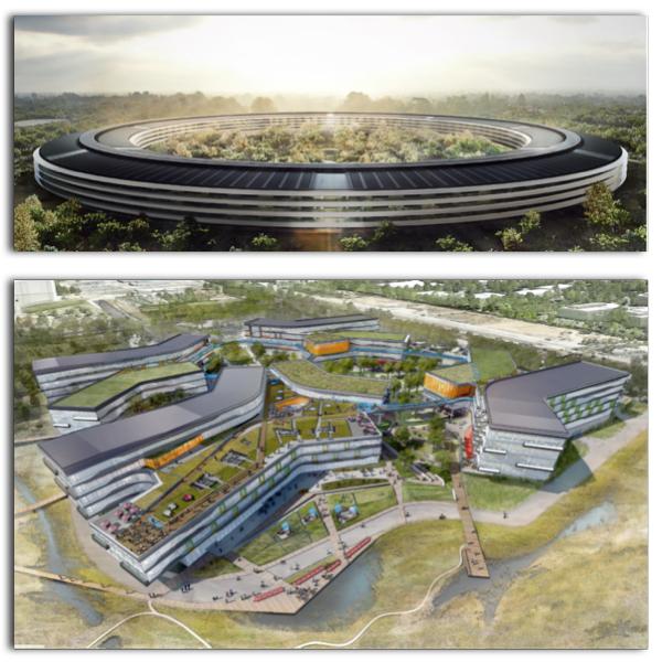 Apple-google-arquitetura