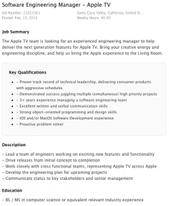 Software-Engineering-Manager-AppleTV