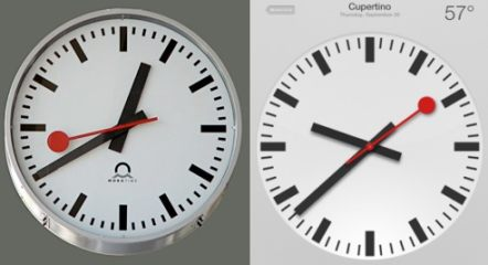 apple-clock