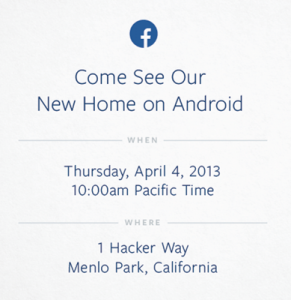 facebook-android-event