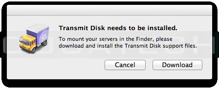 transmit-disk