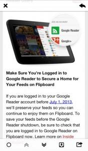 flipboard-google-reader