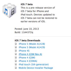 iOS7-liberado-dev