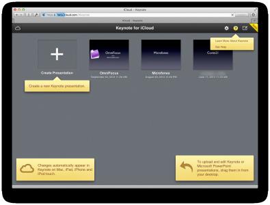 iWork-iCloud-keynote