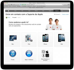 Apple-br-site-suporte