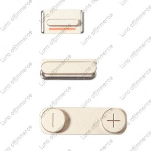 apple-iphone-5s-champagne-button-set-original-new-3pcs-set