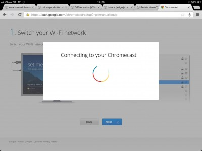 chromecast-connecting