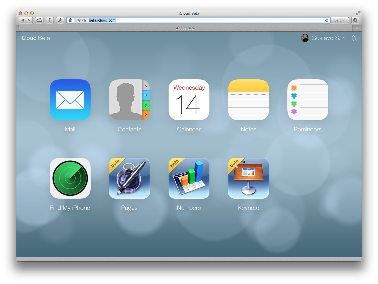 iCloud-beta
