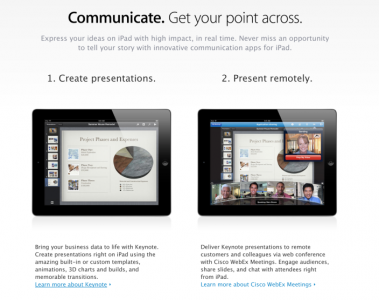 iPad-in-business-presentation