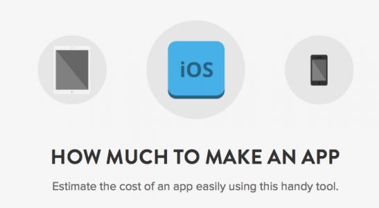 how much to make an app 547x300 Quanto custa para fazer um App?