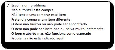 reembolso-app-store-opcoes