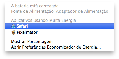 mavericks-apps-bateria