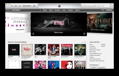 iTunes-musica