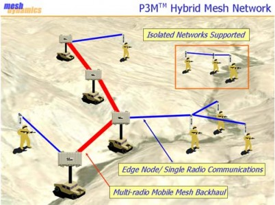 P3MHybridMesh