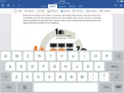 word-ipad