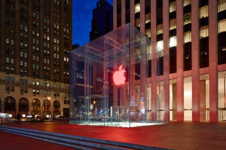 apple-fifth-avenue-store-aids-day
