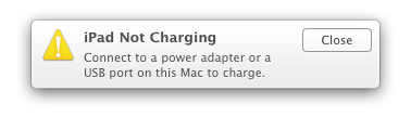 como-desligar-a-notificacao-ipad-nao-esta-carregando-no-mac