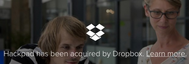 dropbox-hackpad