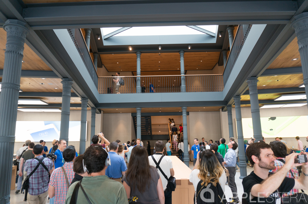 Apple Store Puerta Sol Pase Prensa Applesfera 14