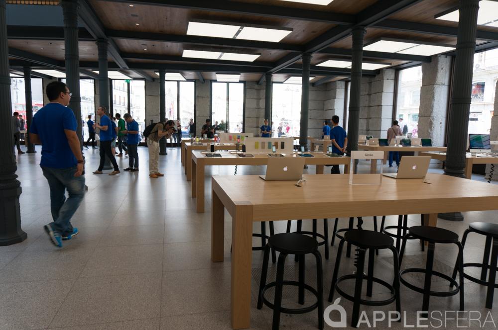 Apple Store Puerta Sol Pase Prensa Applesfera 60