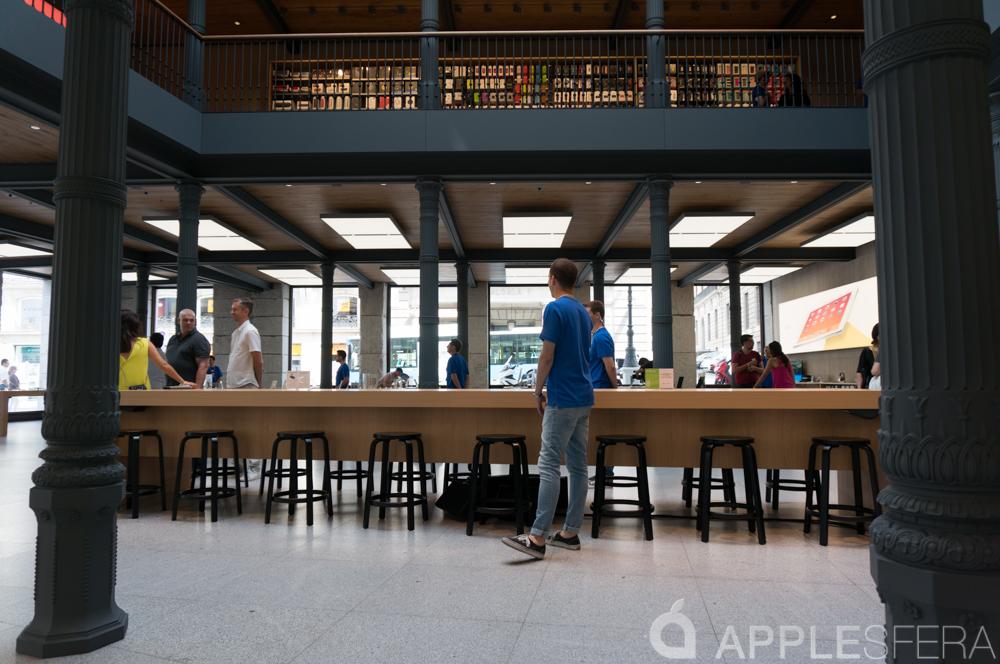 Apple Store Puerta Sol Pase Prensa Applesfera 77