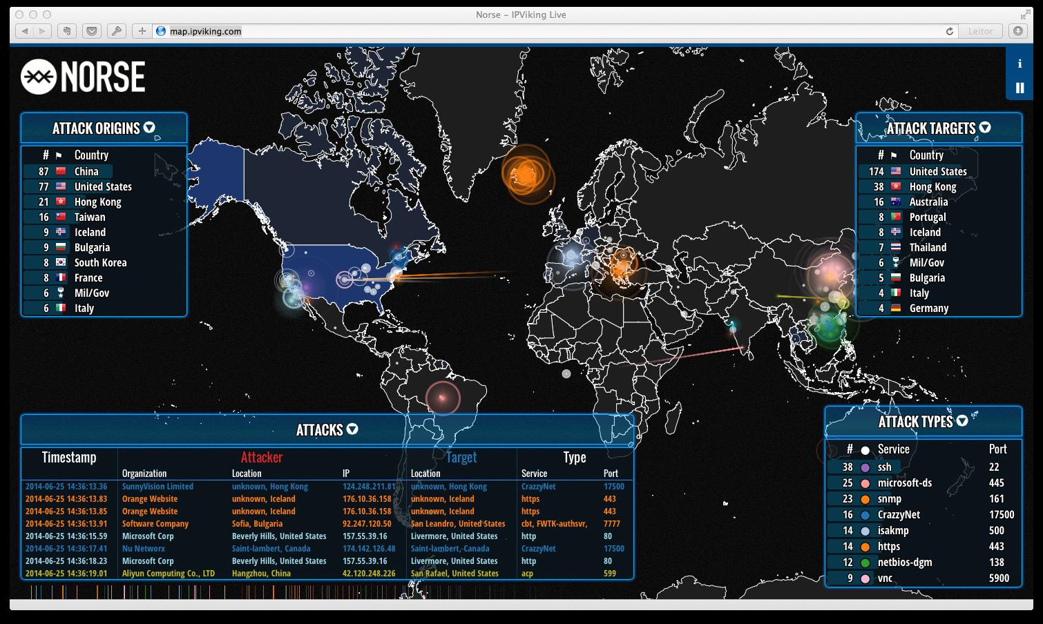 mapas-dos-ataques-ciberneticos-em-tempo-real
