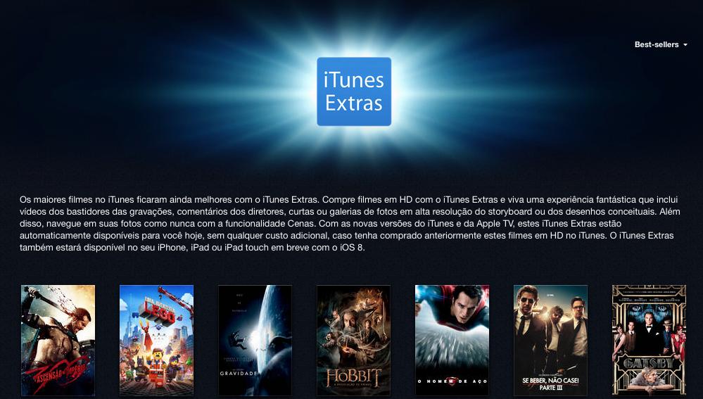 iTunes-extras