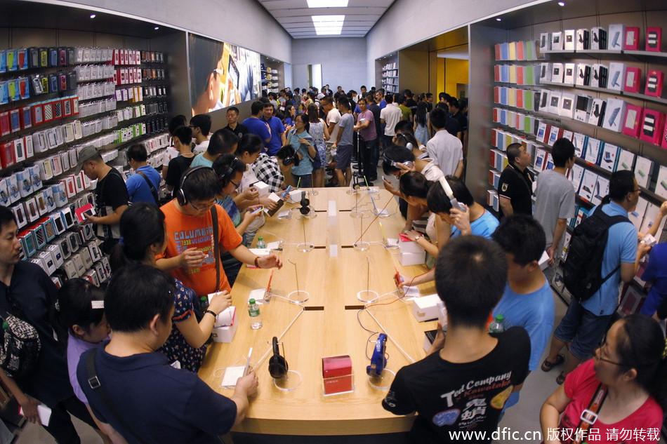 inaugura-apple-store-em-chongqing-china-2