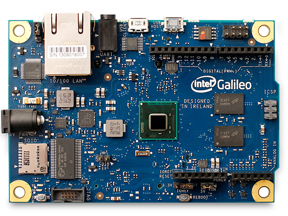 Quer Ganhar uma Intel Galileo?