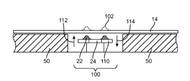 patente-da-apple-para-tela-flexivel-que-vira-botao-microfone-
