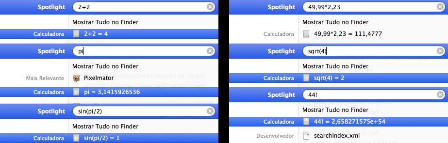 spotlight-calculadora