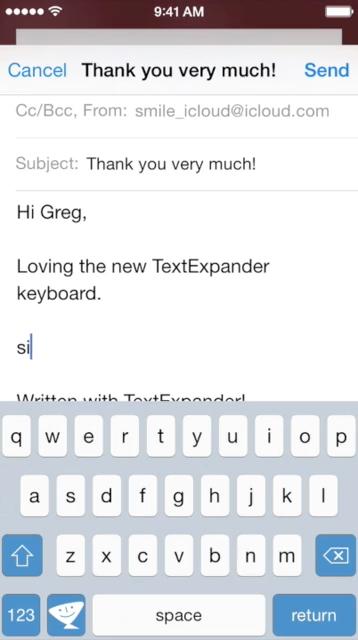teclado-textexpander