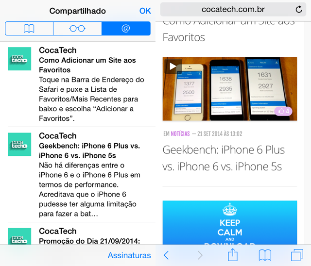 safari-ios-leitor-rss-feed