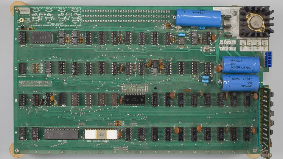 Apple-motherboard