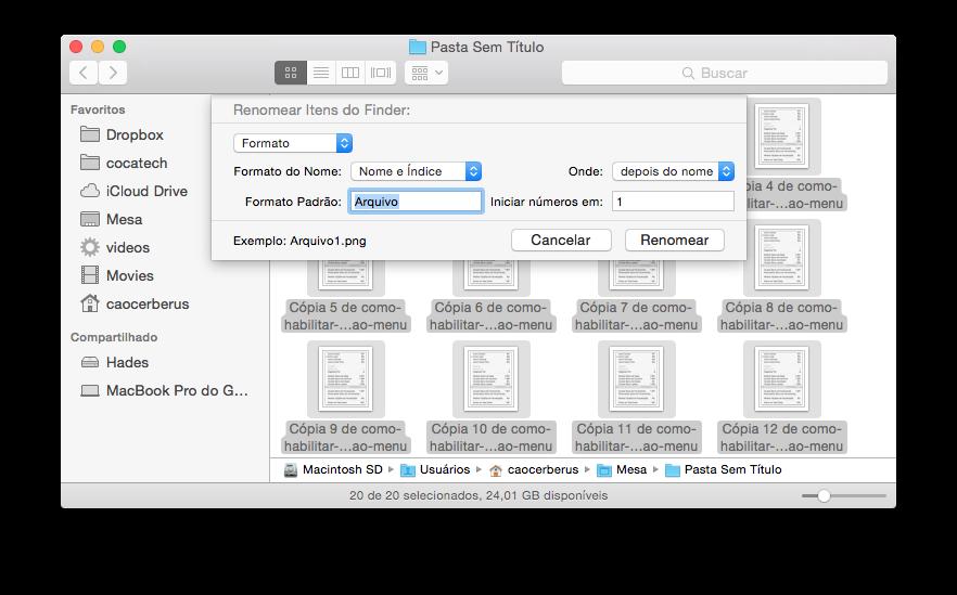 como-renomear-arquivos-em-lote-no-finder-opcoes