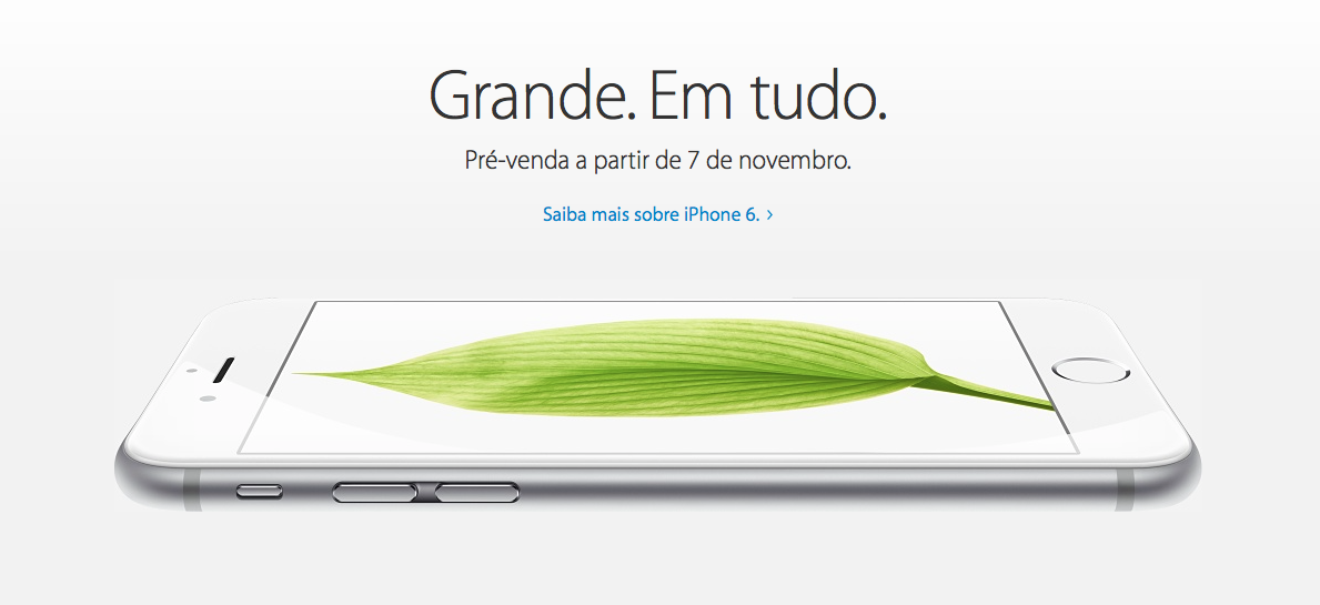 apple-fara-pre-venda-de-iphone-6-6-plus-a-partir-de-7-de-novembro