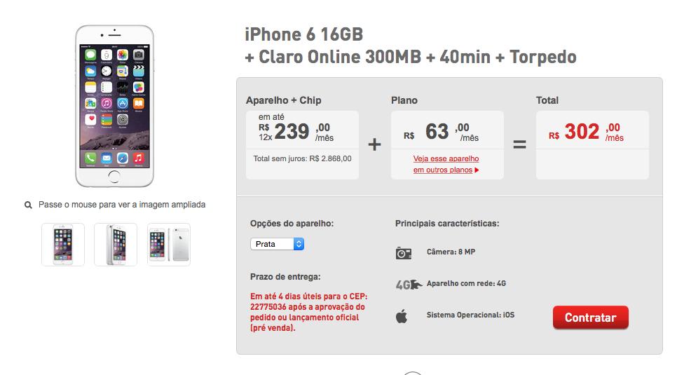 precos-dos-iphones-66-plus-nas-operadoras-claro