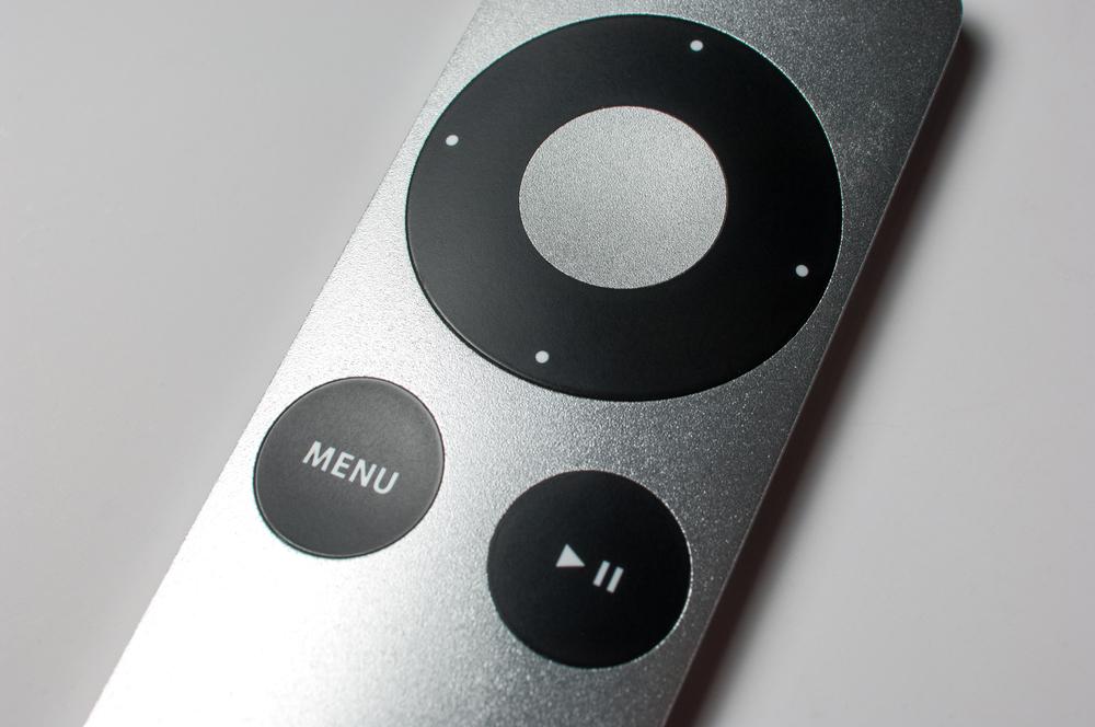 shutterstock-controle-apple-tv