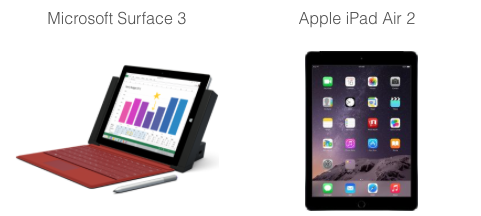 surface-3-vs-ipad-air-2