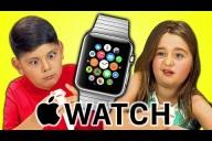 como-as-criancas-interagem-com-o-apple-watch