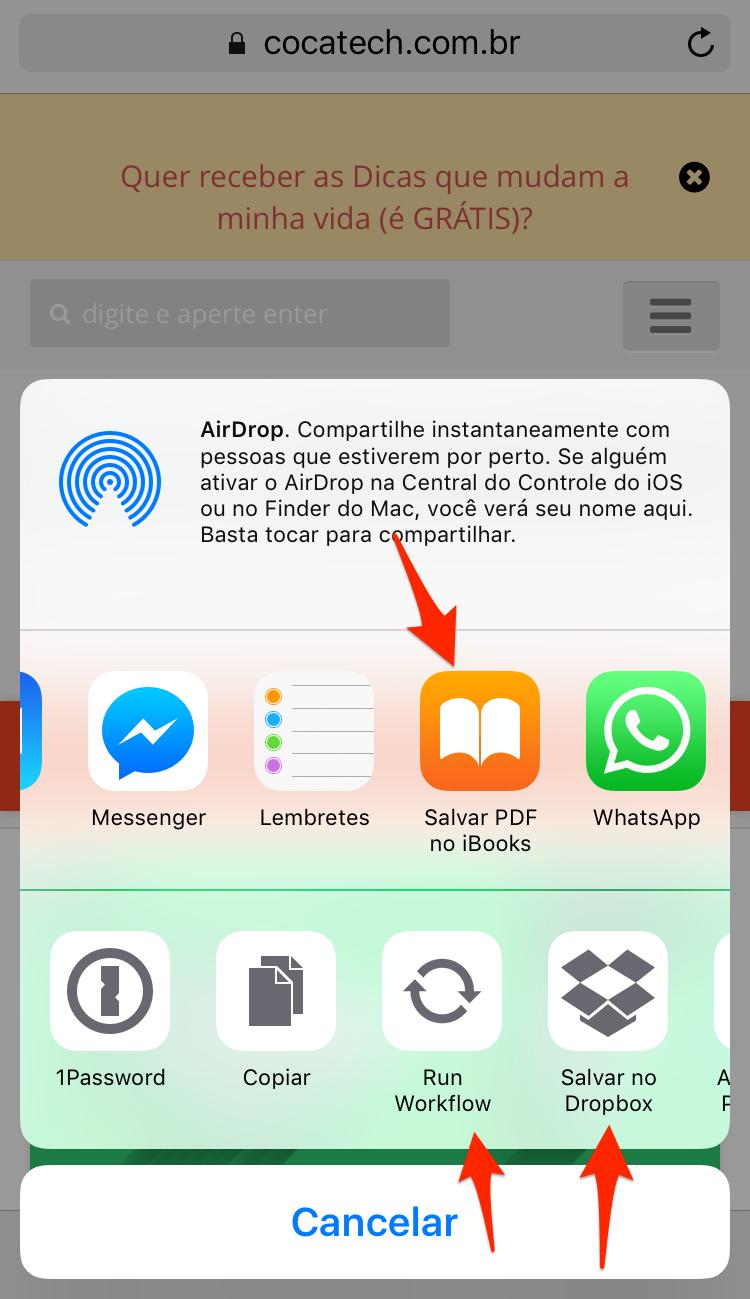 iOS-pdf-share
