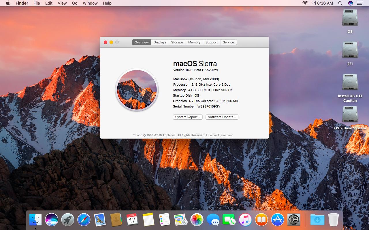 Como instalar o macos sierra num macbook pro 2009 ou mac mais como instalar o macos sierra num macbook pro 2009 ou mac mais antigos cocatech ccuart Images