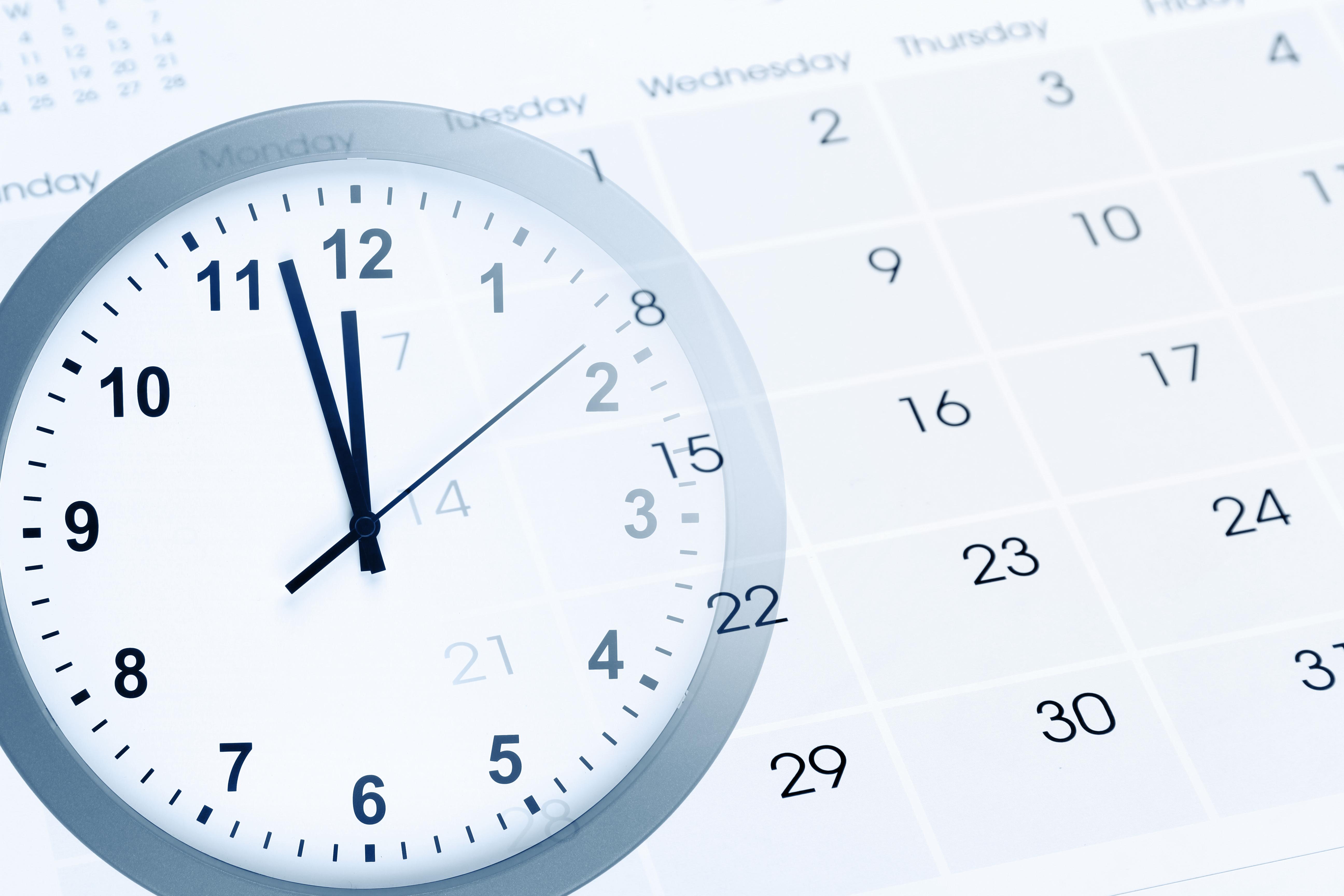 shutterstock-schedule