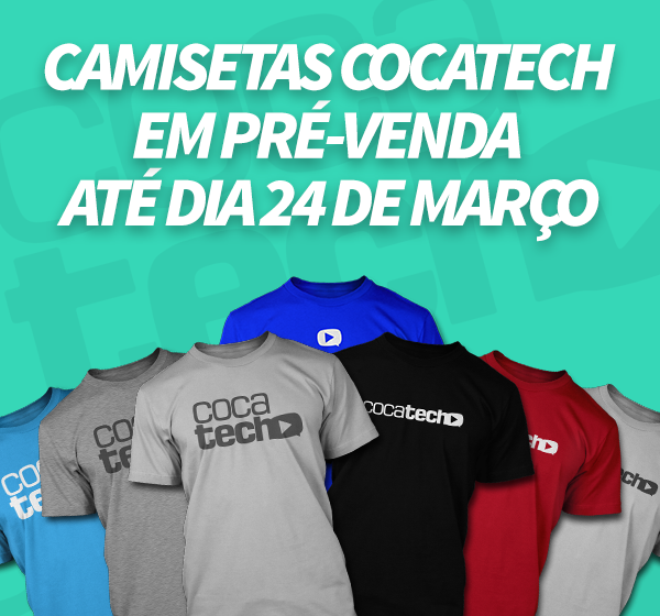 camisa CocaTech