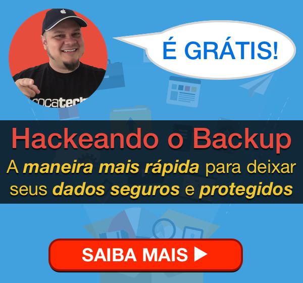 Webinário Hackeando o Backup